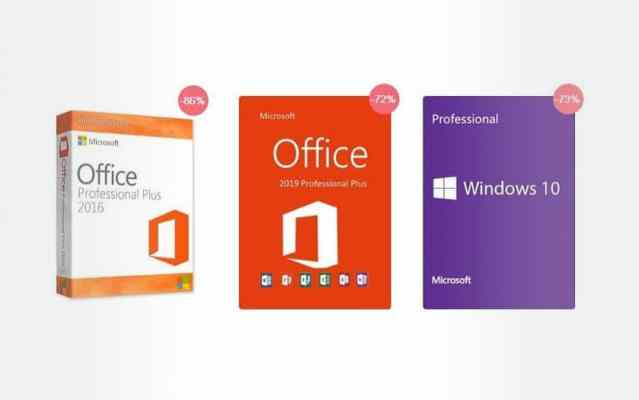 License key Sale for Windows 10 Pro And Office 2019 Pro Plus