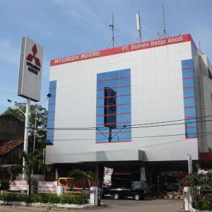 Dealer Mitsubishi Latumenten Jakarta Barat