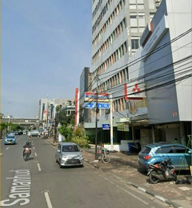 Dealer Mitsubishi Samanhudi Jakarta Pusat