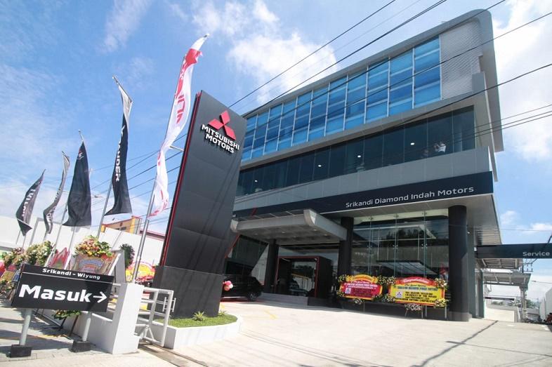 Dealer Mitsubishi Surabaya