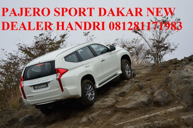 Pajero Sport DAKAR 4WD