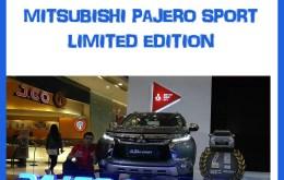 Pajero Sport Dakar Limited