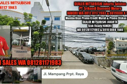 Promo Diskon Dealer Mitsubishi Jakarta