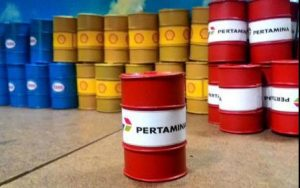 Supplier Oli Pertamina 5W40