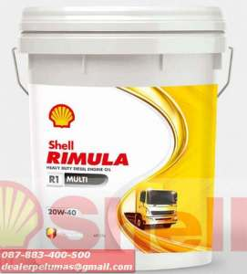 Pabrik Oli Shell Transmisi
