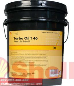 Supplier Oli Shell Spirax