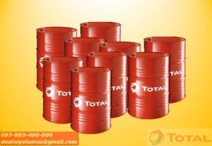 Distributor Oli Total Jakarta