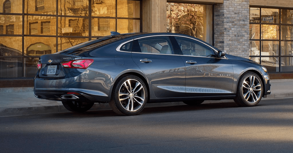 Driving the Chevrolet Malibu is Right for You