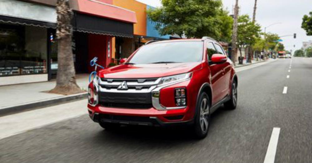 2020 Mitsubishi Models Offer Advanced Driving