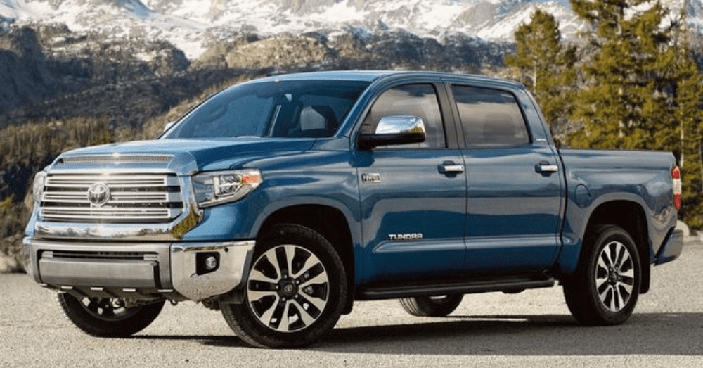 A Reliably Tough Toyota Truck