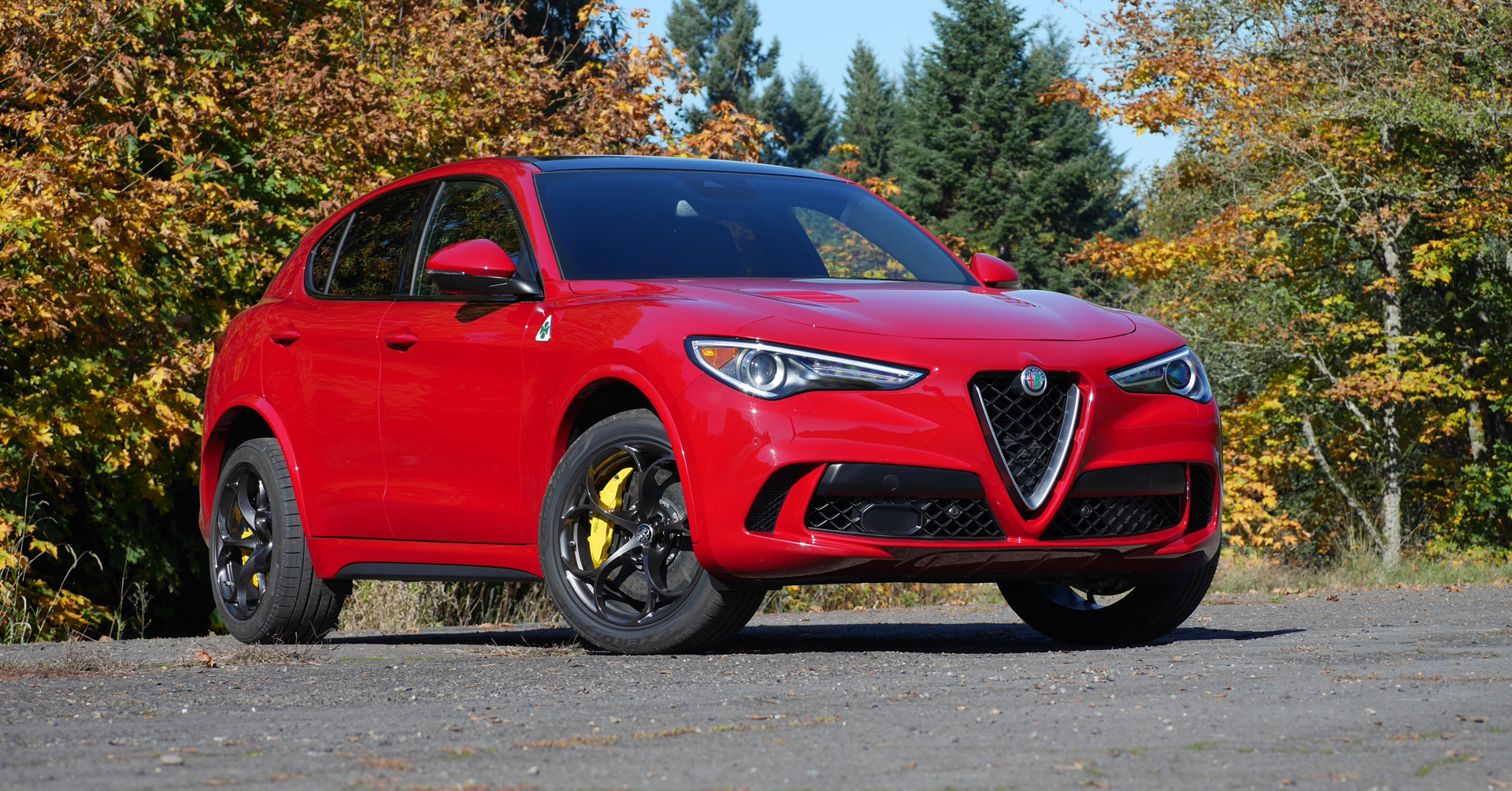 Adding to the Lineup of the Alfa Romeo Stelvio