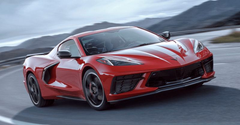 Chevrolet Corvette - The Wait Continues, but We have a Better Look