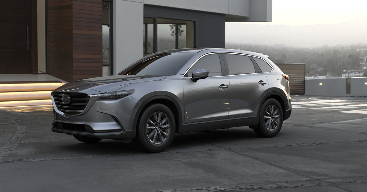 A Better Mazda CX-9 for You to Drive