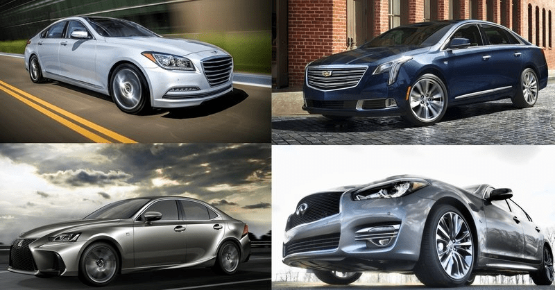Top 6 Used Luxury Cars for a Smooth Drive