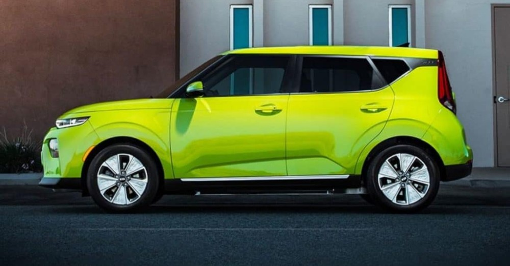 2021 Kia Model Bringing You a Lot of Soul