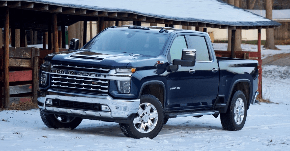 More Truck for Your Money in the Chevrolet Silverado HD