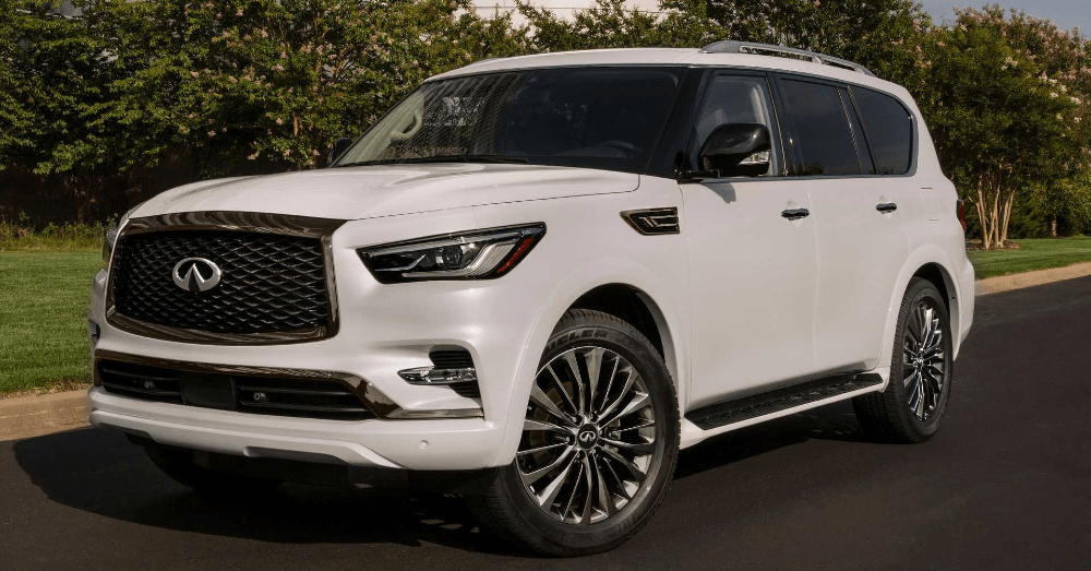 2021 INFINITI QX80: Luxury Power in a Great SUV