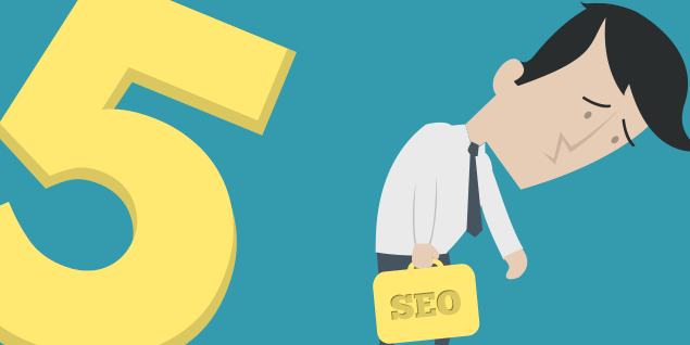 Dealership SEO - 5 Things You're Wrong About