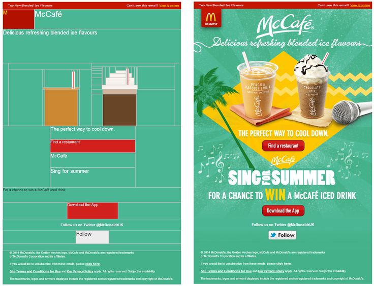 How McDonalds Uses Email Alt Text Correctly