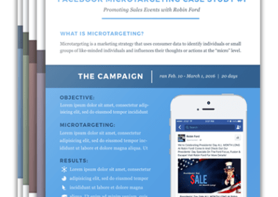 5 Facebook Microtargeting Case Studies For Auto Dealers