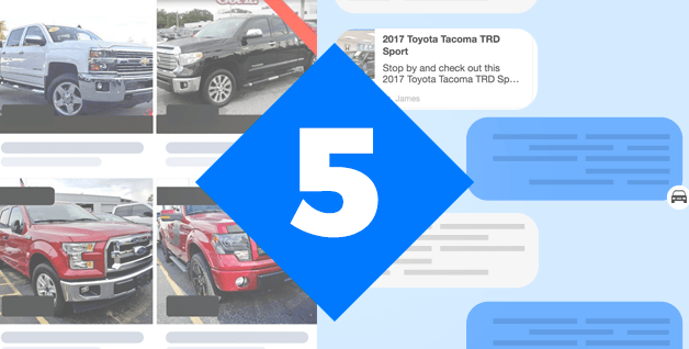 5 Best Practices For Managing Your Dealership's Facebook Marketplace Leads