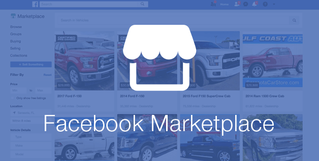 Why Your Dealership Cannot Miss Out On Facebook Marketplace For Autos