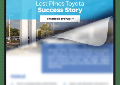 Auto Dealer Success Story Facebook Ads