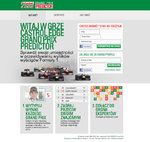 Castrol EDGE Grand Prix Predictor