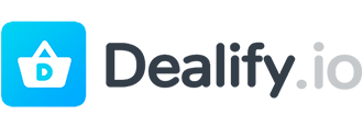 Dealify Logo Growth Hacking Deals