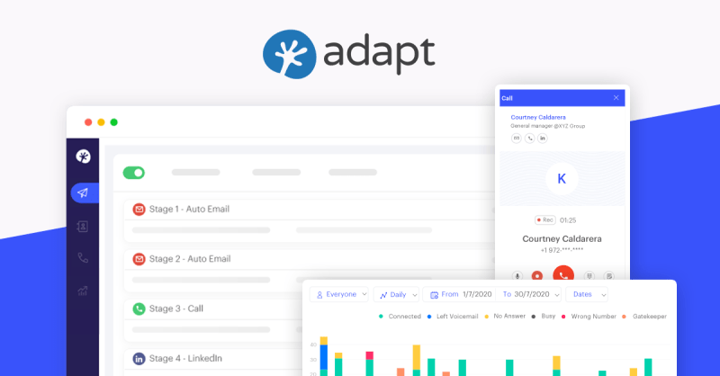 Adapt Engage Lifetime Deal - 95% Off