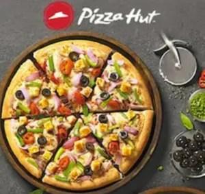 pizzahut Rs 500 voucher in Rs 300 + movie vouchers