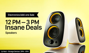 Paytm Insane Deals on Speakers – Get exciting discounts + extra 40% cashback