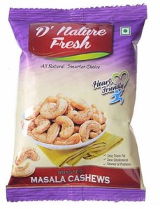 (Back again)Snapdeal loot-Buy D' Nature Fresh Roasted Masala Cashew-Tandoori (17 g) @ Rs 1