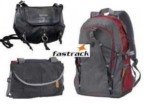 Shopperstop Loot – Buy Fastrack Bags at flat 80% off