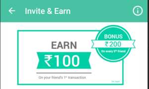 Chillr App Loot – Refer and Earn Rs 100 in bank account per friend + extra Rs 200 for 5 invites