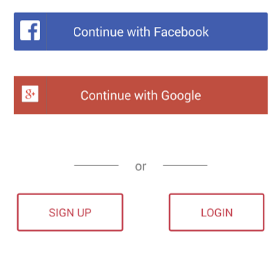 redbus signup for a new account
