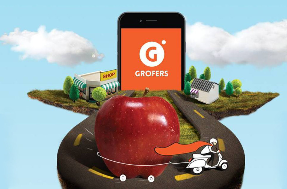 grofers 10 off + extra 1 offon grocery