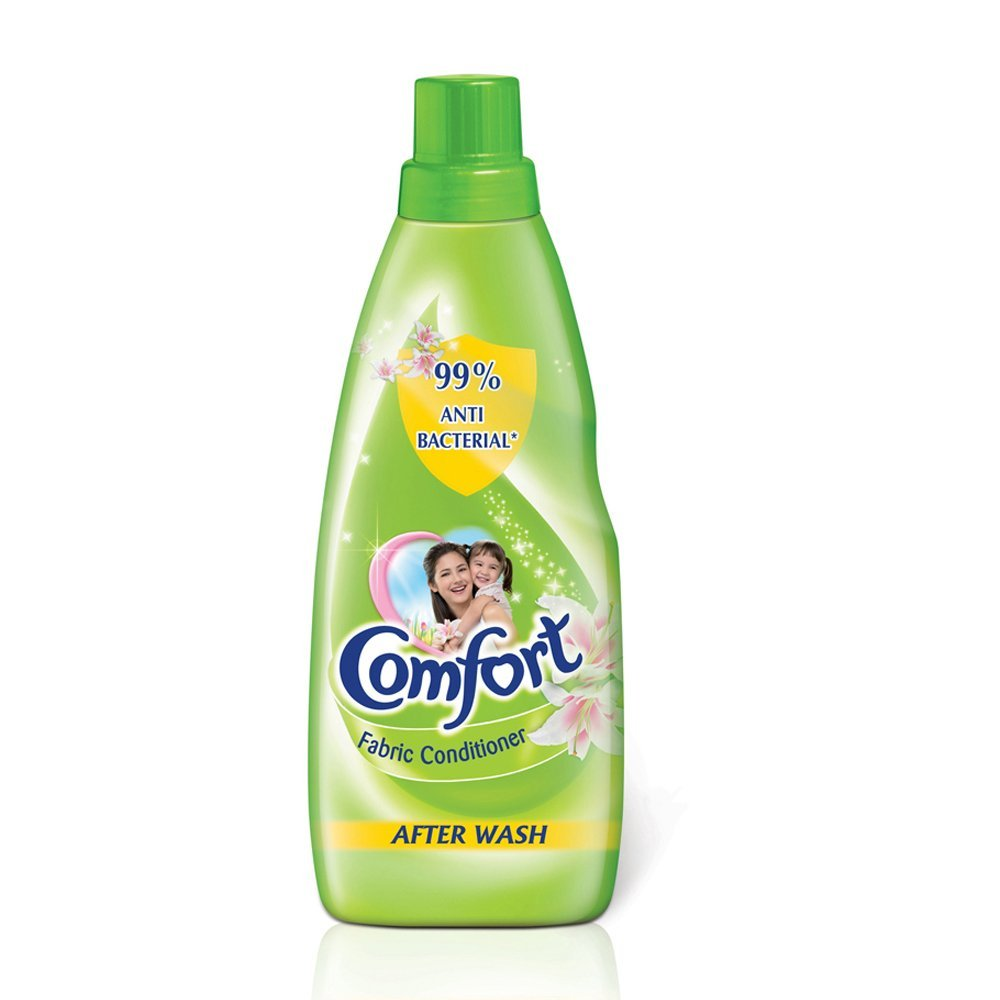Amazon - Buy Comfort Fabric Conditioner, Green Bottle - 800 ml at Rs 111 Only