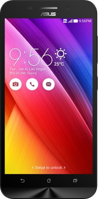 Asus Zenfone Max(Black, With Snapdragon 410, With 16 GB) Rs 7999 only flipkart