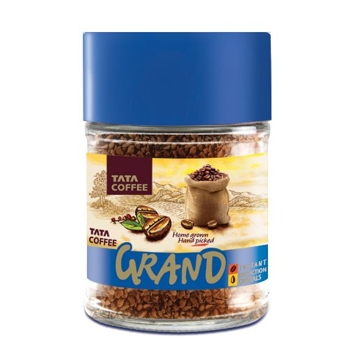 Tata Coffee Grand Jar, 50g upto 48 off amazon
