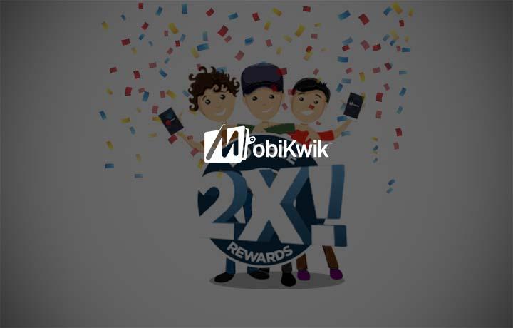 mobikwik refer and earn double rewards earn upto Rs 2000 mobikwik cash
