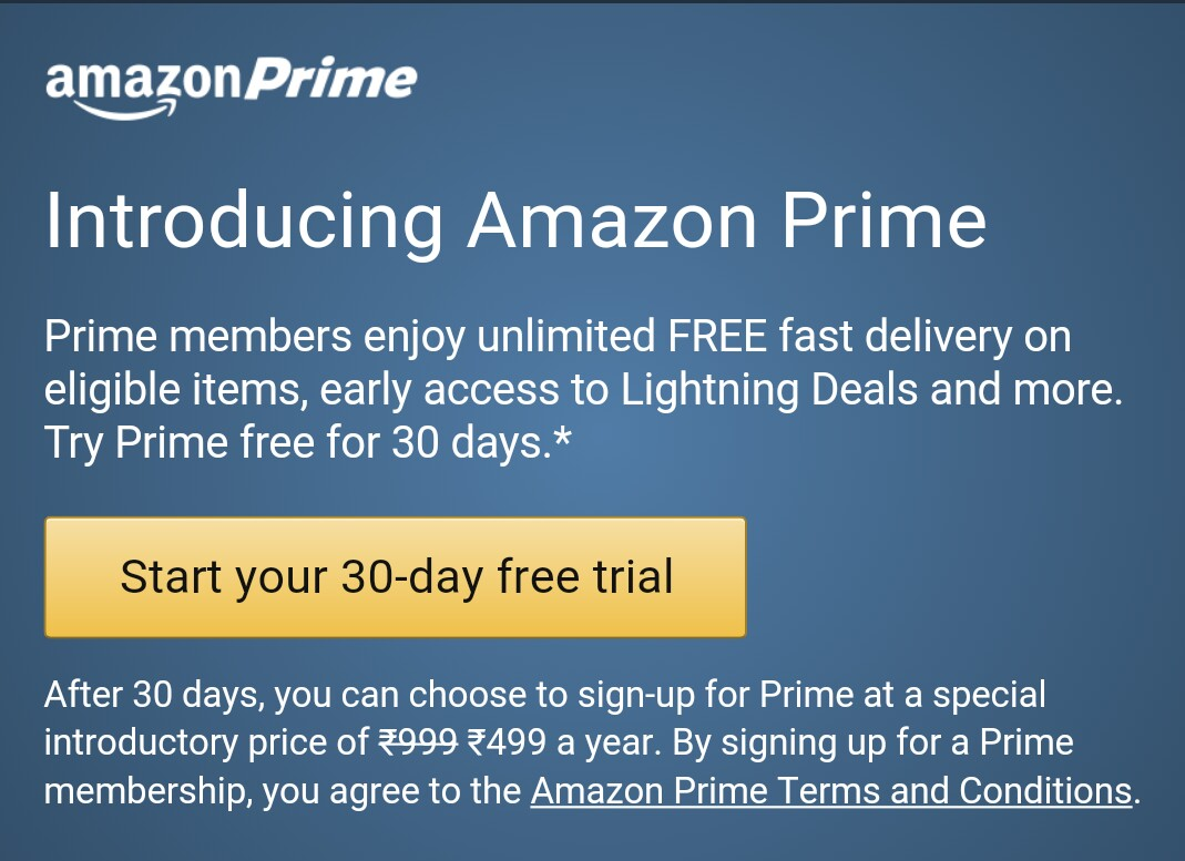 Exclusive brands and deals available only to Prime members. As a Prime member enjoy early access to deals, Prime exclusive brands, and savings. Shop Prime Member Exclusives. Eligible Prime members can earn 5% back at sertaphardi.ml using the Amazon Prime Rewards Visa Card or the Amazon Prime Store card. All Prime members earn 2% rewards with.