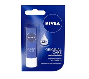 nivea lipbalm Rs 75 only amazn