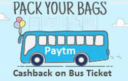 paytm bus offers