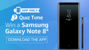 Win Samsung Galaxy Note 8 featured image