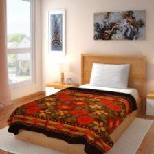 (OOS) Flipkart - Buy IWS Printed Single Blanket Multicolor (1 Blanket) for Rs 99 only