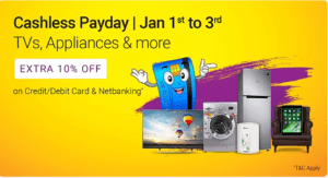 Flipkart Payday Offer