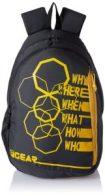 Amazon- Buy F Gear Diamond Octa 27 Ltrs Yellow Casual Backpack