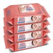 Amazon- Buy Johnson's Baby Skincare Wipes