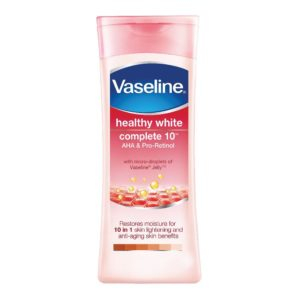 Amazon - Vaseline Healthy White Complete Body lotion